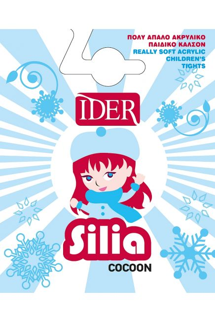 IDER COCOON - ULTRA SOFT ACRYLIC CHILDRENS TIGHTS