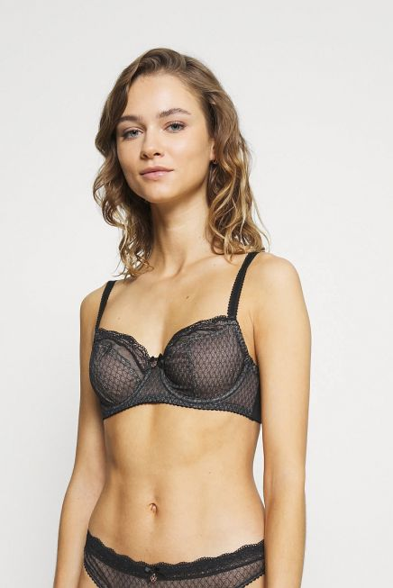 KNIGHT FULL CUP NON PADDED BRA WIRED
