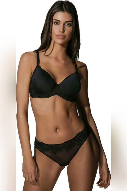 LUNA ETHER- UNDERWIRED MOLDED BRA WITH REMOVABLE STRAPS